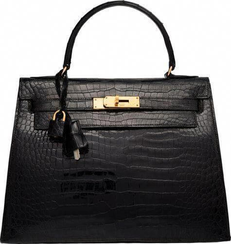 image of hermes kelly bag