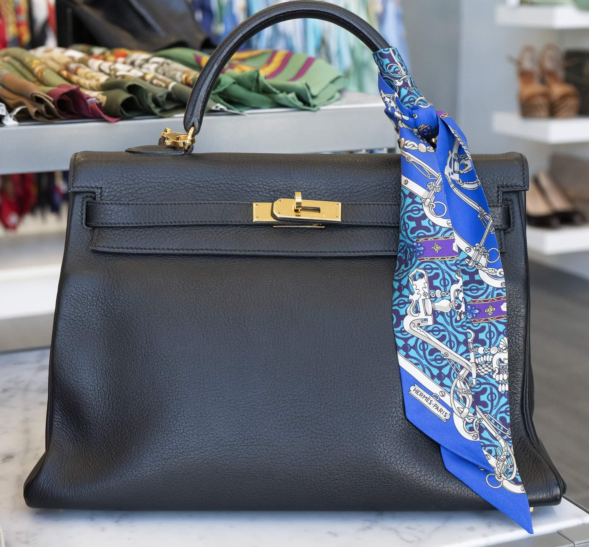 image of hermes handbag