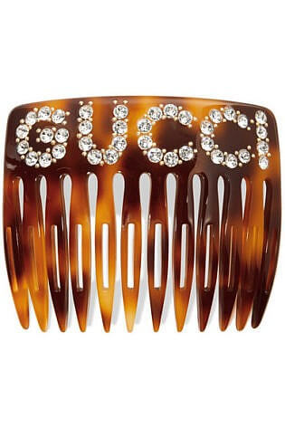 image of gucci hair clip