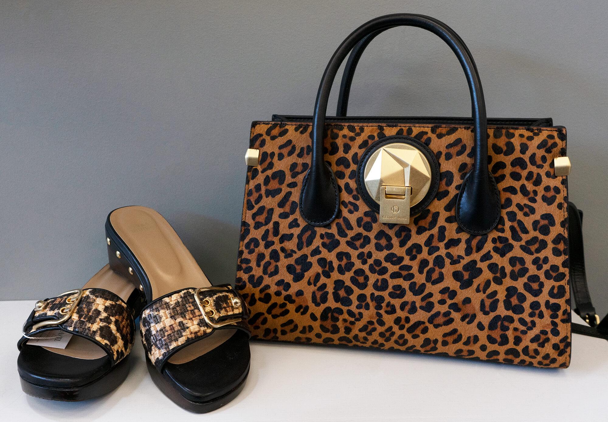 image of animal print accessories
