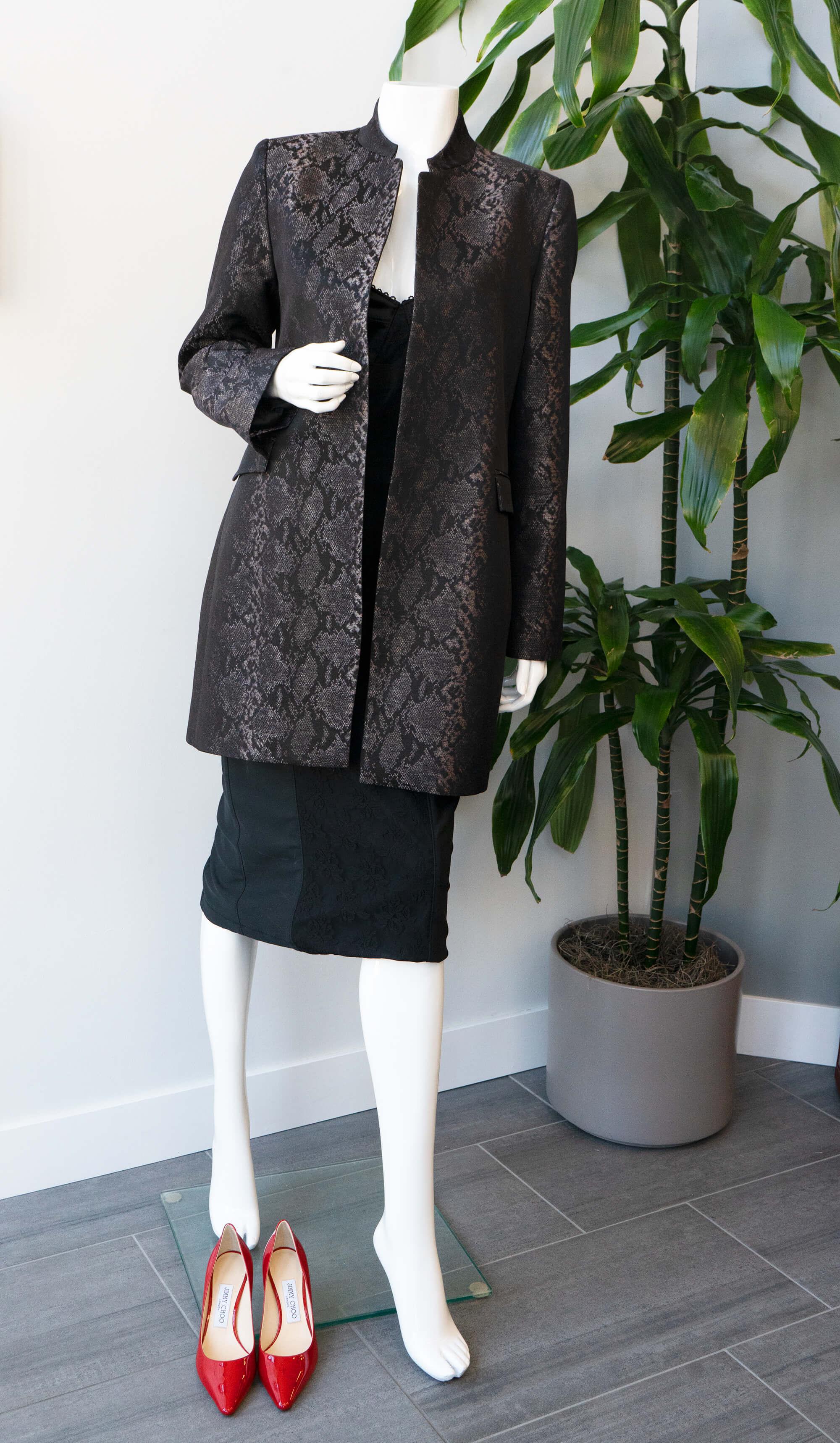 image of cape fall fashion
