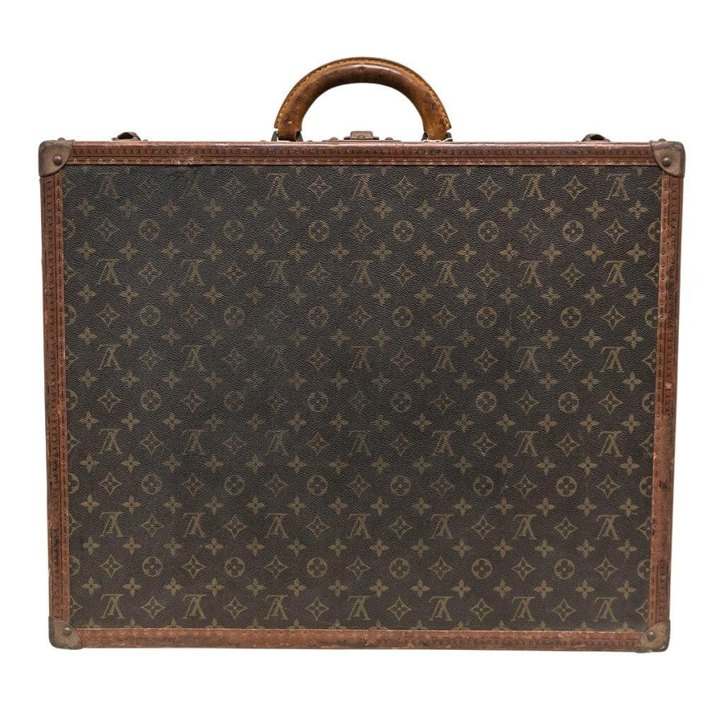 image of vintage louis vuitton luggage