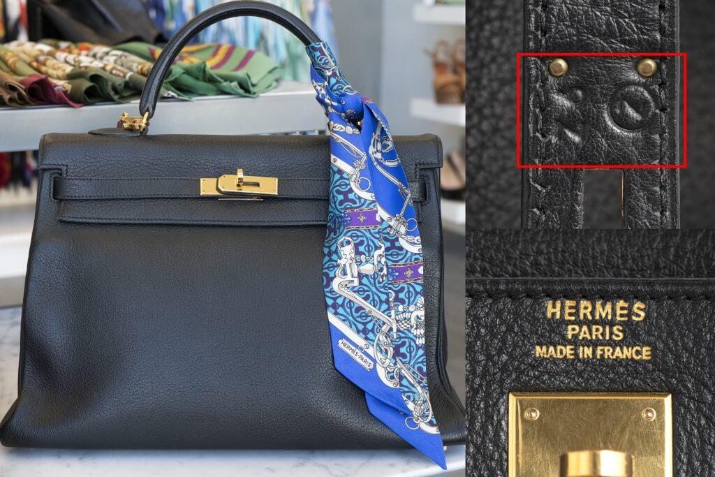 image of hermes handbag fake designer bags