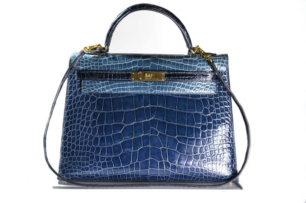 image of hermes kelly bag