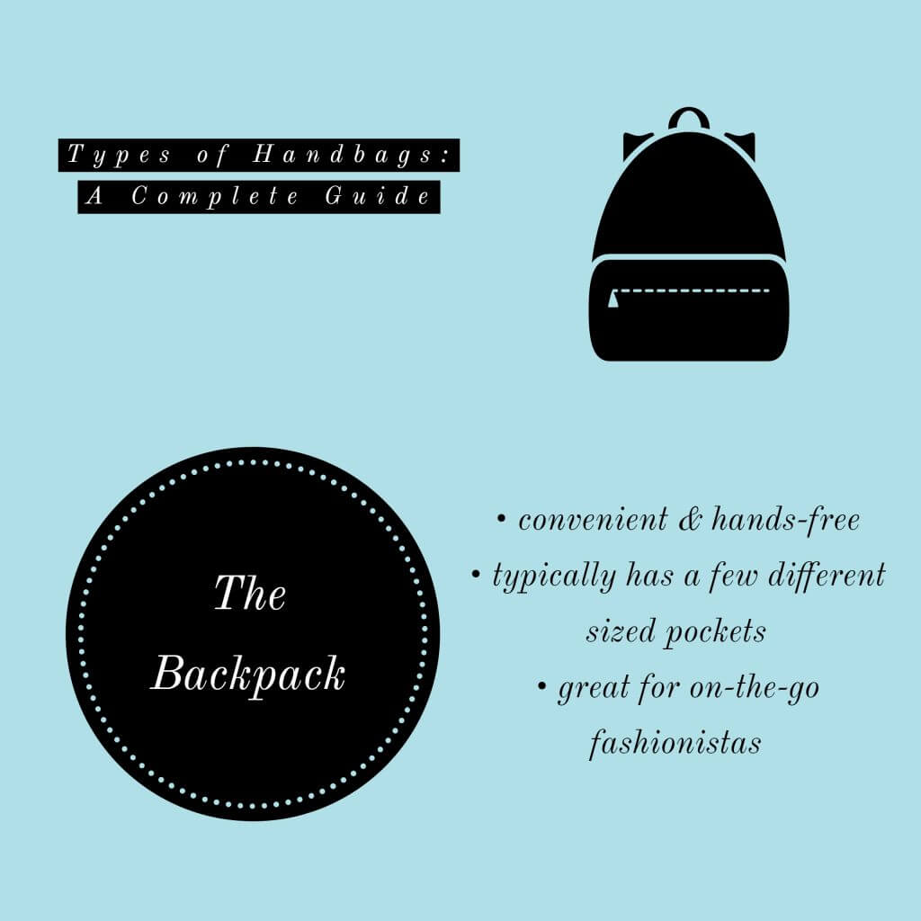 image of backpack purse