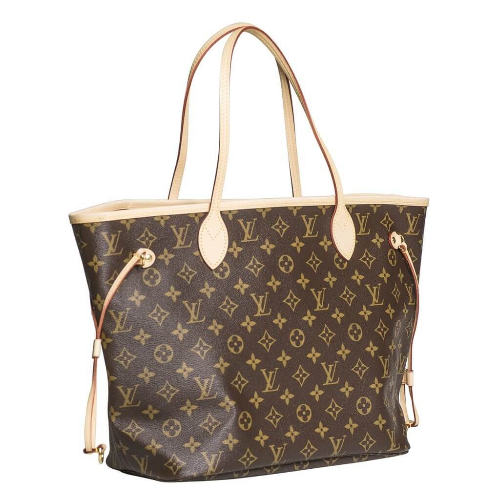 image of louis vuitton neverfull