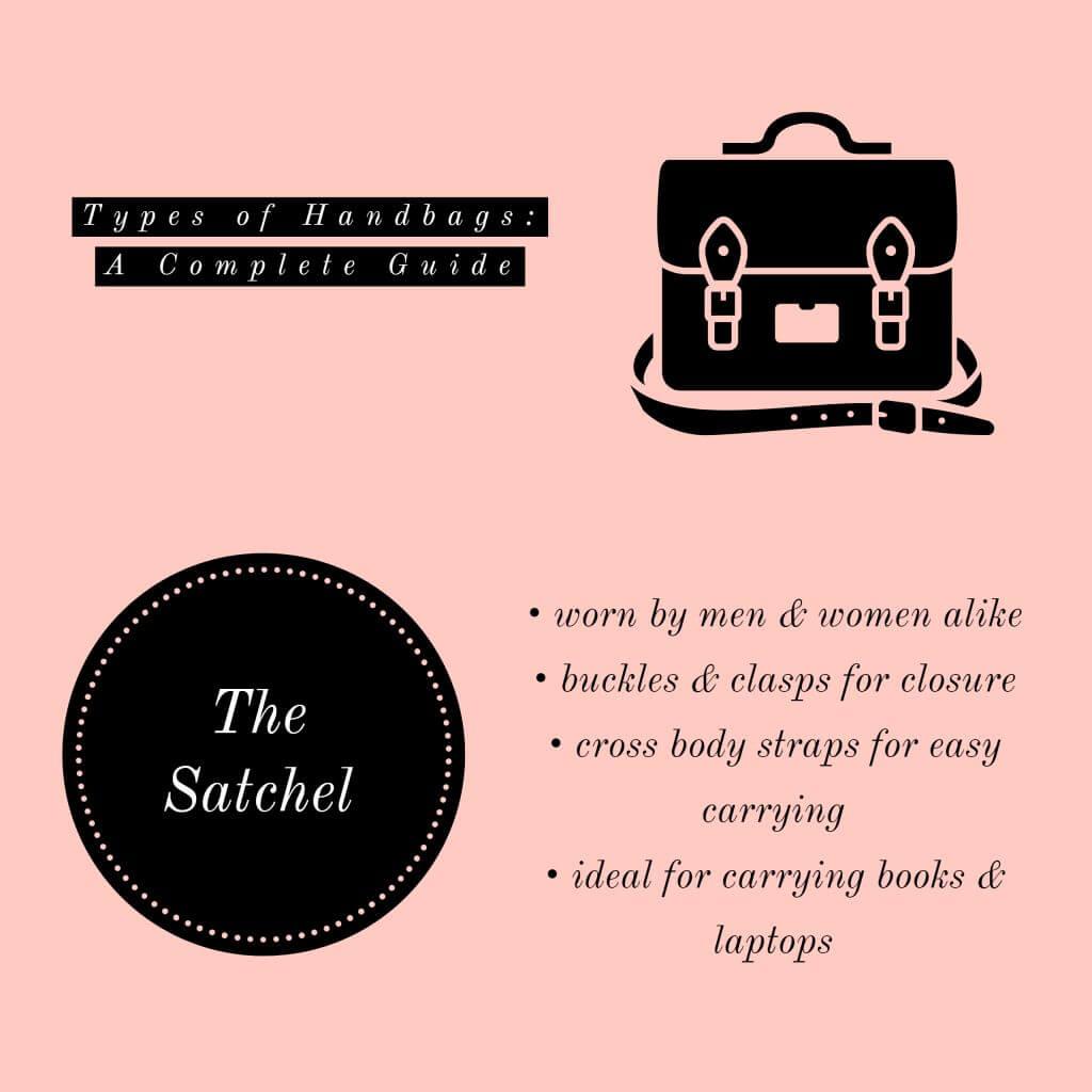 image of satchel style handbag