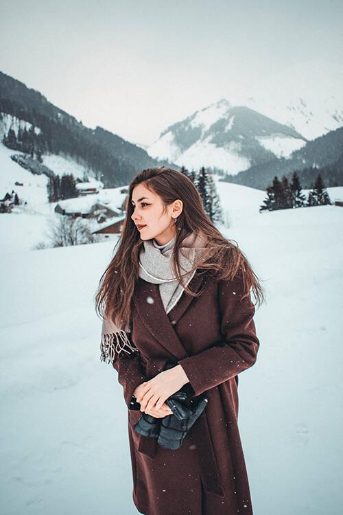 scarves winter wardrobe essentials