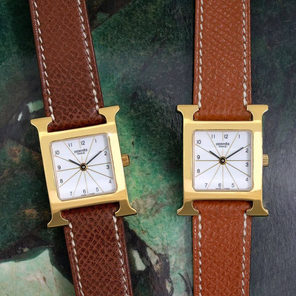 image of hermes watches