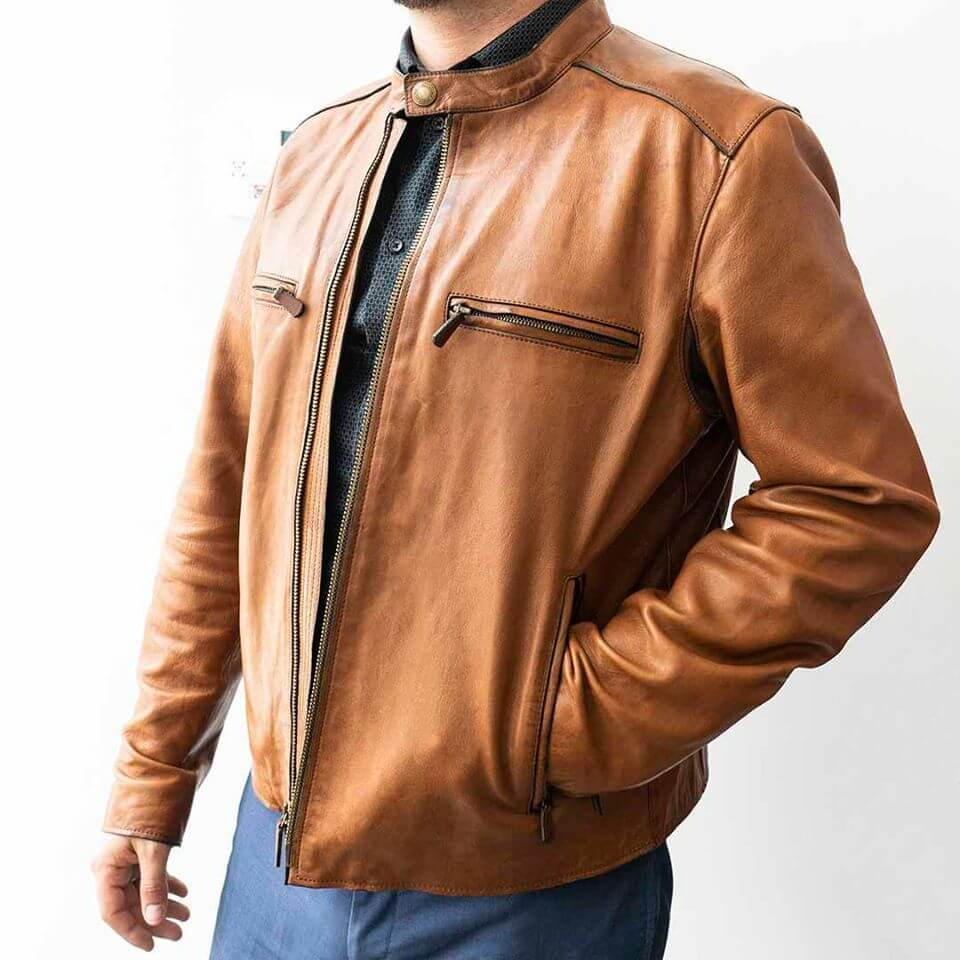 leather jacket_consignment boutique