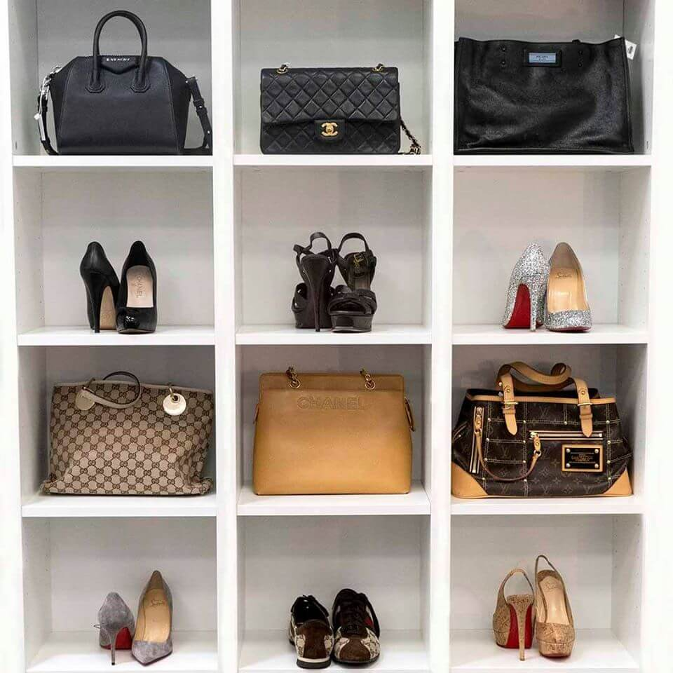 shoes and handbags_Where should I sell my old clothes for cash