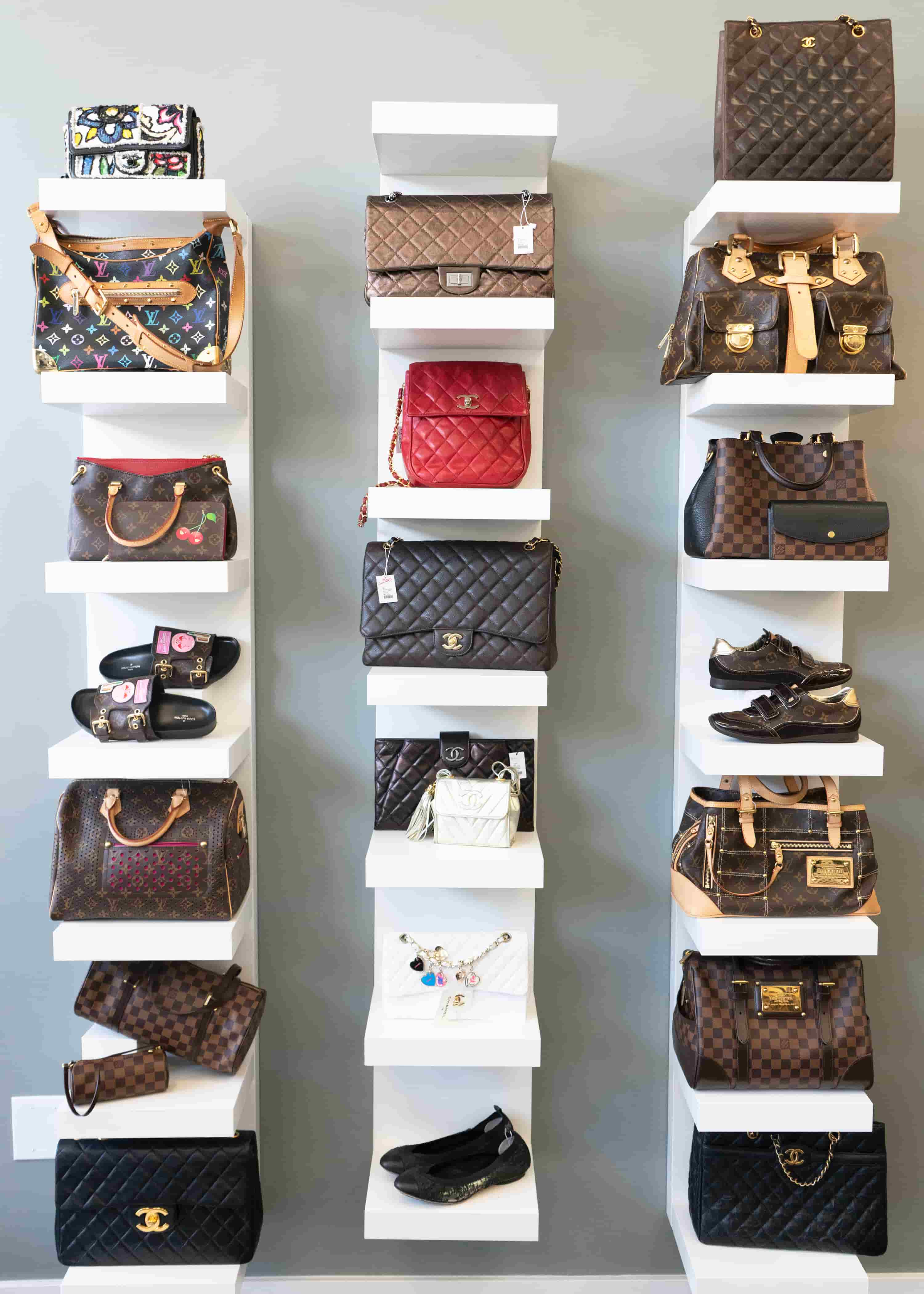 shoe consignment stores near me