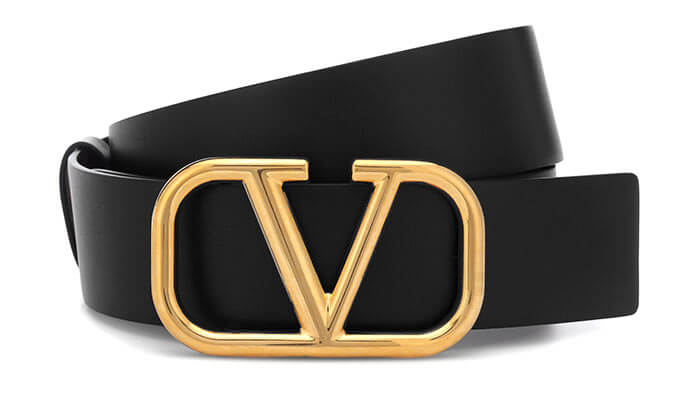 image of valentino belt